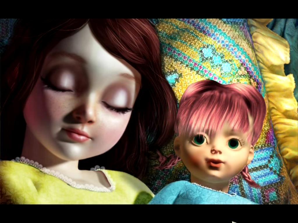 Похищенные души. Скриншот - Кукловоды.
